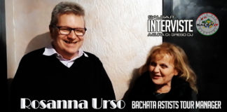 Intervista a Rosanna Urso - Tour Manager Bachata Artists