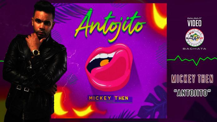 Mickey Then - Antojito (2019 bachata official video)