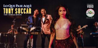 Tony Succar feat. Ronald Borjas - Lo Que Pase Aqui (2019 Salsa official video)