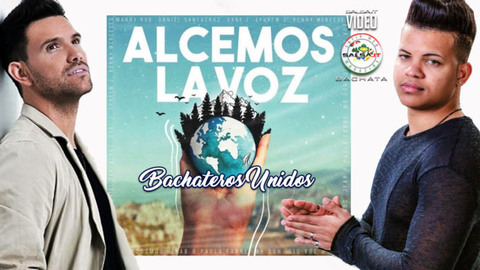 Artisti Vari - Alcemos La Voz (2020 Bachata official video)