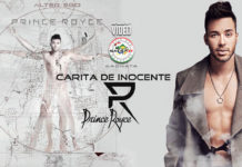 Carita de Inocente - Prince Royce (2020 Bachata lyric-video)