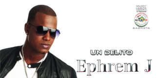 Ephrem J - Un Delito (2020 bachata official video)