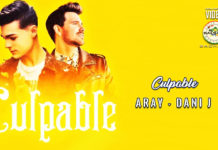 Aray, Dani J - Culpable (Version bachata) (2020 bachata official video)