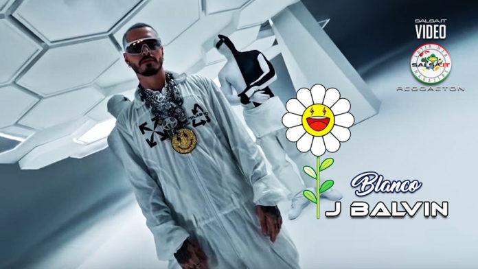 J Balvin - Blanco (2020 Reggaeton official video)
