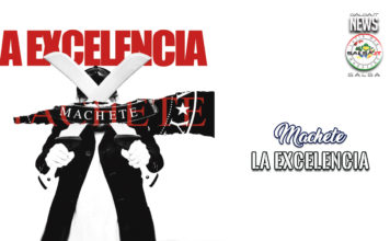 La Excelencia - Salsa na Ma (From album Machete) - (2020 salsa official video)