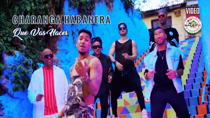 Charanga Habanera - Que Vas Hacer (2020 Salsa official video)