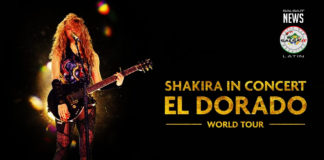 Shakira In Concert - El Dorado World Tour (2020 Latin News)