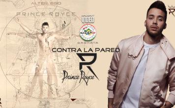 Contra La Pared - Prince Royce (2020 Bachata lyric-video)