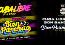 Cuba Libre Son Band - Bien Parchao (2020 Boogaloo official video)