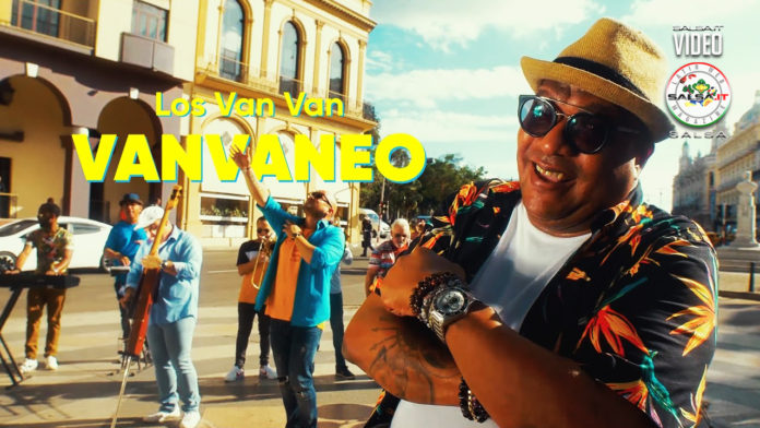 Los Van Van - Vanvaneo (2020 Salsa cuba Official Video)