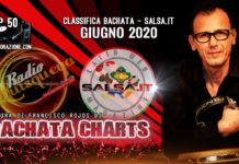 Bachata Charts - Giugno 2020 (Classifica Top 50)