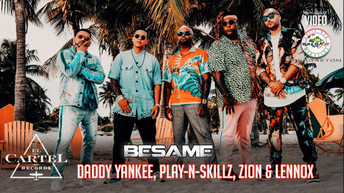 Daddy Yankee, Play-N-Skillz, Zion & Lennox - Besame (2020 Reggaeton official video)