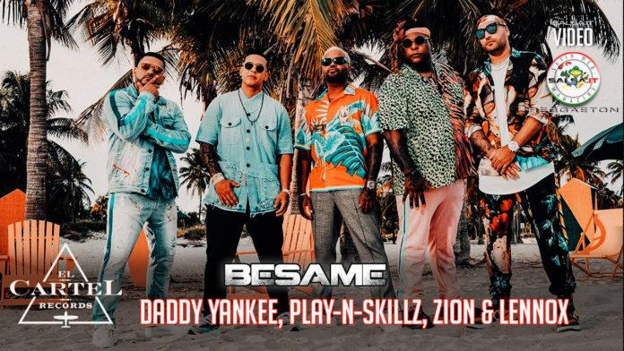 Daddy Yankee, Play-N-Skillz, Zion & Lennox - Besame (2020 Reggaeton official video)