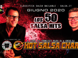 Los 50 Salsa Hits - Classifica Salsa Giugno 2020