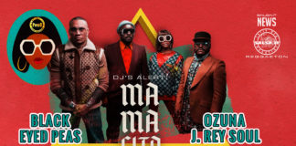 Black Eyed Peas, Ozuna, J. Rey Soul - Mamacita (2020 Latin Urban official video)