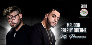 Mr. Don, Ralphy Dreamz - Mi Promesa (2020 Bachata Lyric video)