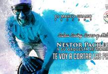 Nestor Pacheco y Su Orquesta Retrombon - Te Voy a Cortar Las Patas (2020 Salsa official video)