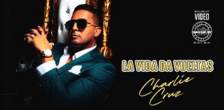 Charlie Cruz - La Vida Da Vueltas (2020 Salsa lyric-video)