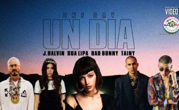 J. Balvin, Dua Lipa, Bad Bunny, Tainy - Un Dia (One Day) (2020 Latin Urban Official video)