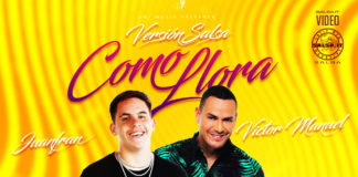 Juanfran feat. Victor Manuelle - Como LLora (2020 Video Official Salsa)