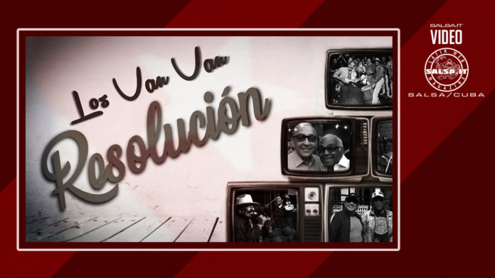 Los Van Van - Resolucion (2020 Salsa official video)