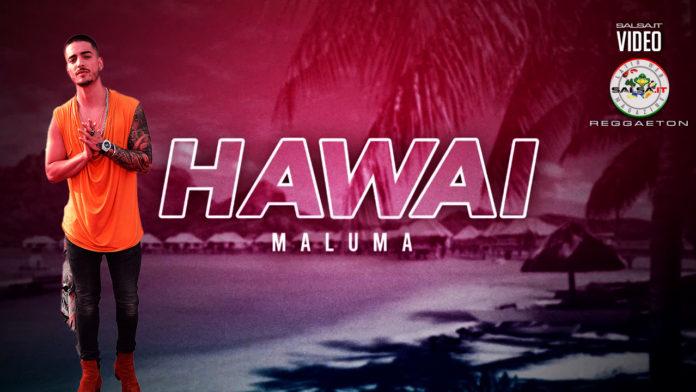Maluma - Hawai (2020 Reggaeton official video)