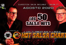 los 50 Salsa Hits Agosto 2020 - Classifica Salsa Bailable