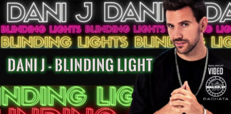 Dani J - Blinding Lights (2020 Bachata news)