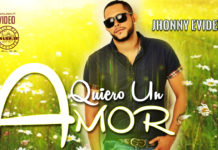 Jhonny Evidence - Quiero Un Amor (2020 Bachata official video)