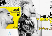 Johnny Sky - La Mejor Version de Mi (2020 Latin pop official video)