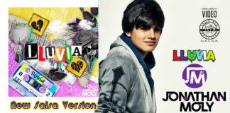 Jonathan Moly - Lluvia (2020 Salsa official video)