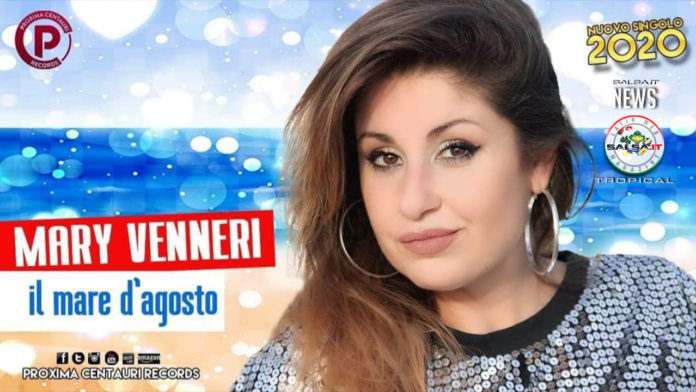 Mary Venneri - Il Mare D'Agosto (2020 italian latin Urban official video)