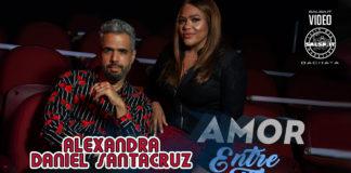 Alexandra, Daniel Santacruz - Amor Entre Tres (2020 Bachata Official Video)