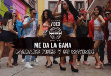 Barbaro Fines y su Mayimbe - Me Da La Ghana (2020 Salsa official video)