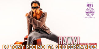 DJ Tony Pecino ft Seo Fernandez - Awai - Bachata Vers. (2020 Bachata official video)
