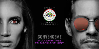 India Martinez ft. Marc Anthony - Convenceme (2020 Testo e Traduzione - Latin Pop Ballad)