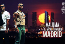 Maluma, Myke Towers - Madrid (2020 Reggaeton official video)