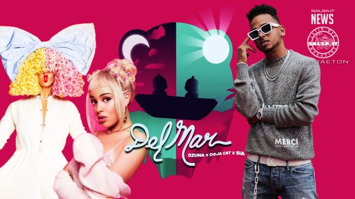 Ozuna, Doja Cat, Sia - Del Mar (2020 Reggaeton official video)