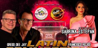 Latin Connection - Radio Quisqueya: Intervista a SABRINA ESTEPAN