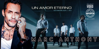Marc Anthony - Un Amor Eterno - Vers Ballad (2020 Latin pop official video)