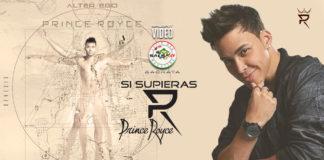 Prince Royce - Si Supieras (2020 Bachata official video)