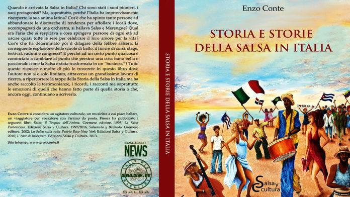 Enzo Conte - Storia e Storie della Salsa in Italia (2020 New Book Salsa)