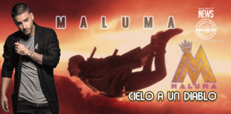 Maluma - Cielo A Un Diablo (2020 Latin Urban official video)
