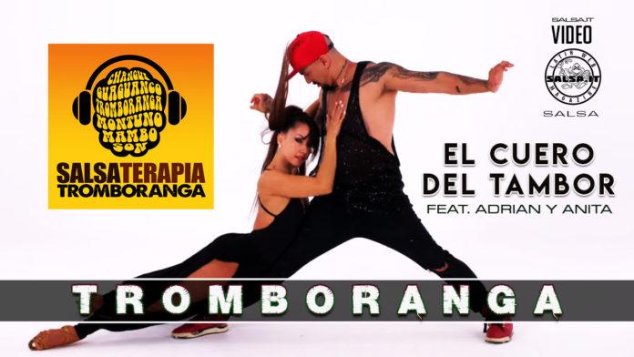 Tromboranga - El Cuero del Tambor (2020 Salsa official video)
