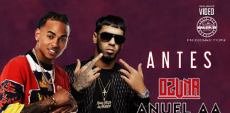 Anuel AA & Ozuna - Antes (2021 Reggaeton official video)
