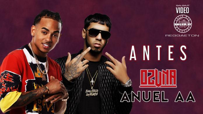 Anuel AA & Ozuna - Antes (2021 Reggaeton official video)