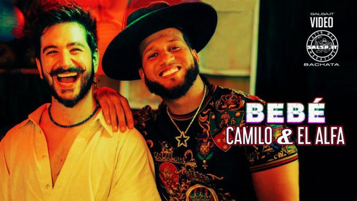 Camilo, El Alfa - BEBE' (2020 bachata official video)