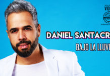 Daniel Santacruz - Bajo La Lluvia (2021 Merengue official video)