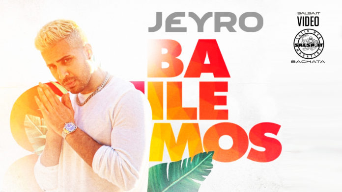 Jeyro - Bailemos (2020 Bachata official video)