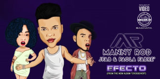 Manny Rod, JFab & Paola Fabre - Efecto (2020 Bachata official video)